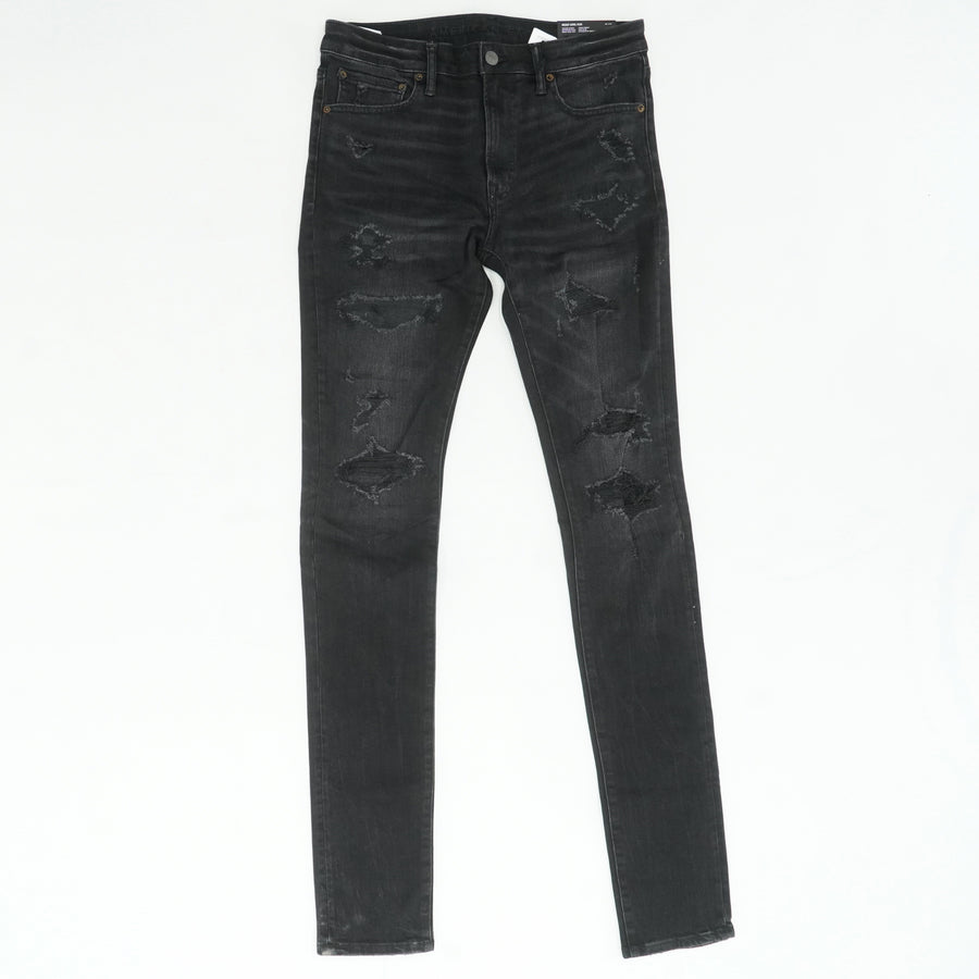Stacked Skinny AEX Young Money Jeans Size 34W 34L