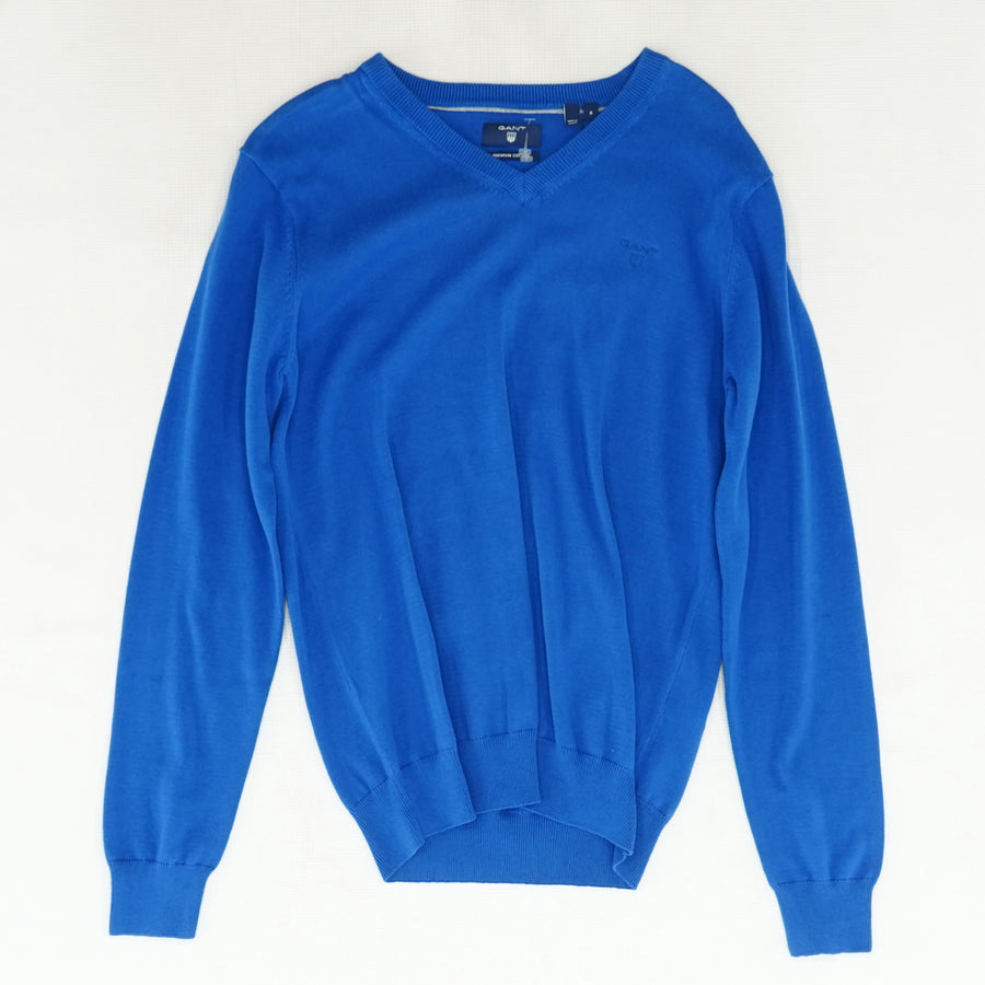 Light Weight V-Neck Sweater Size M