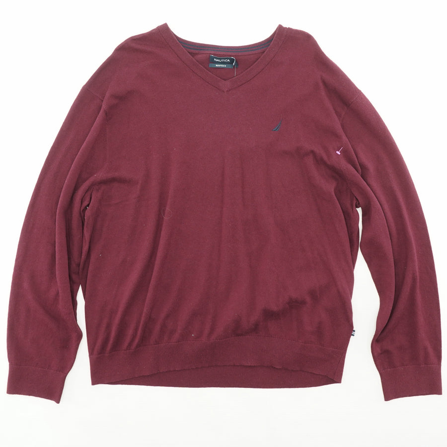 Royal Burgundy Navtech Sweater