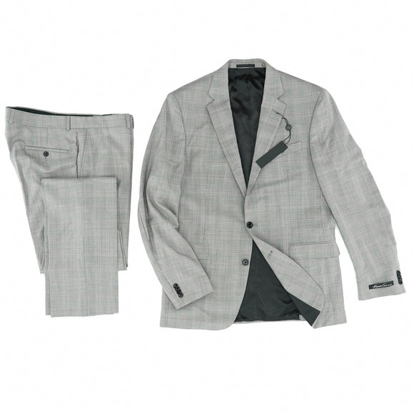 Slim Fit Stripe Suit 2PC Size 44R 38W