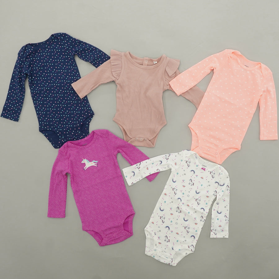 Girls' Assorted Brands Clothing Bundle Size 12M