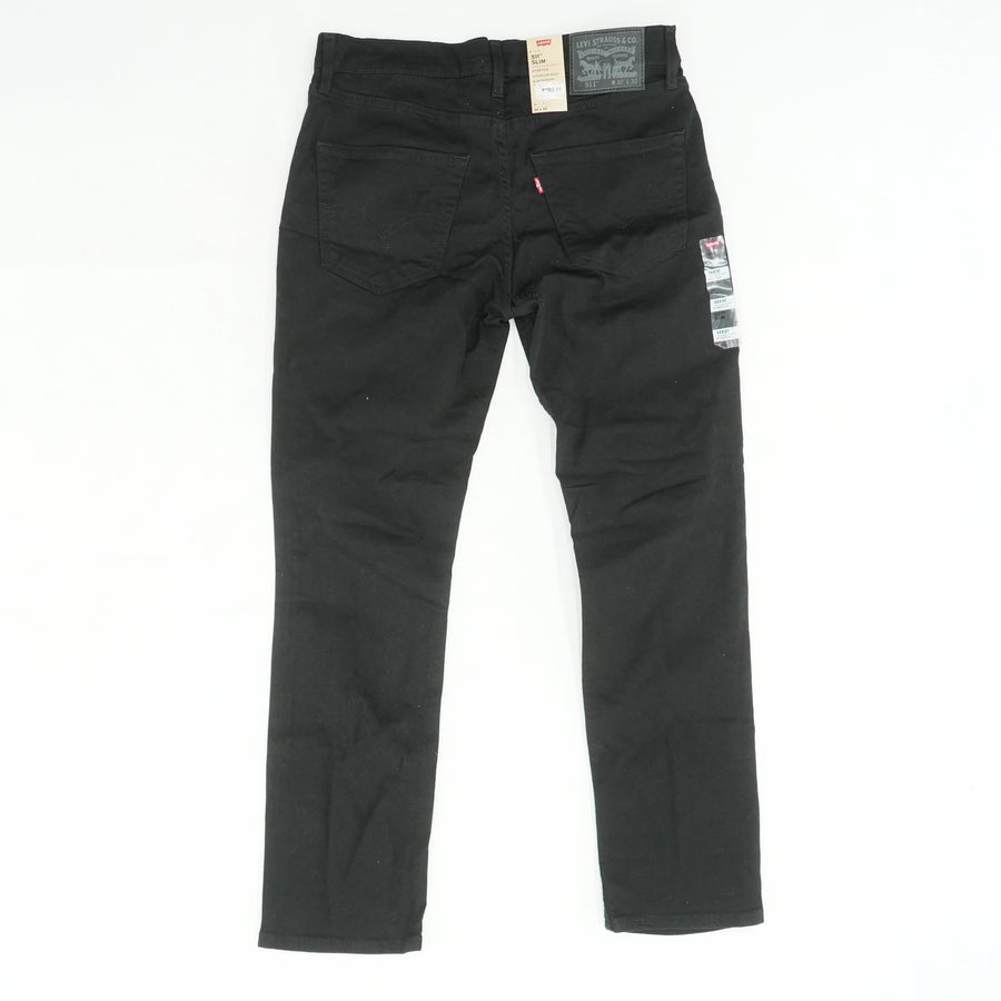 511 Slim Fit Stretch Jeans Size 31W 30L, 36W 32L, 38W 30L