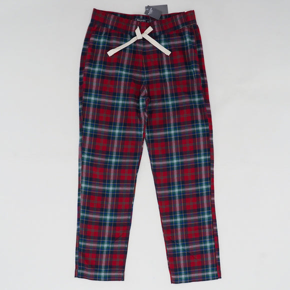 Plaid Pajama Bottoms Size S