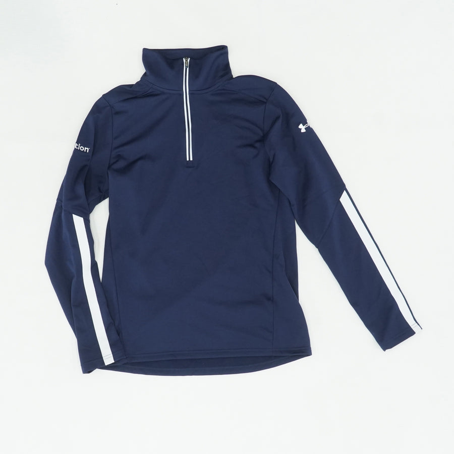 """Nu Motion"" Qualifier Quarter Zip Size S"