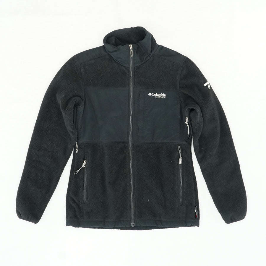 Zip Up Jacket with Deep Pockets  Size S