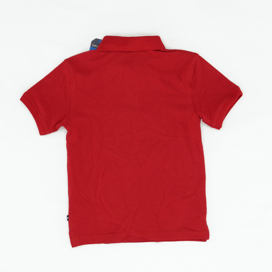 Short Sleeve Polo Size L 6
