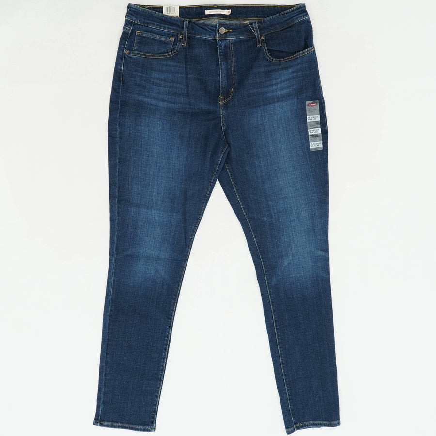 721 High Rise Skinny Jeans - Size 8, 10S, 12