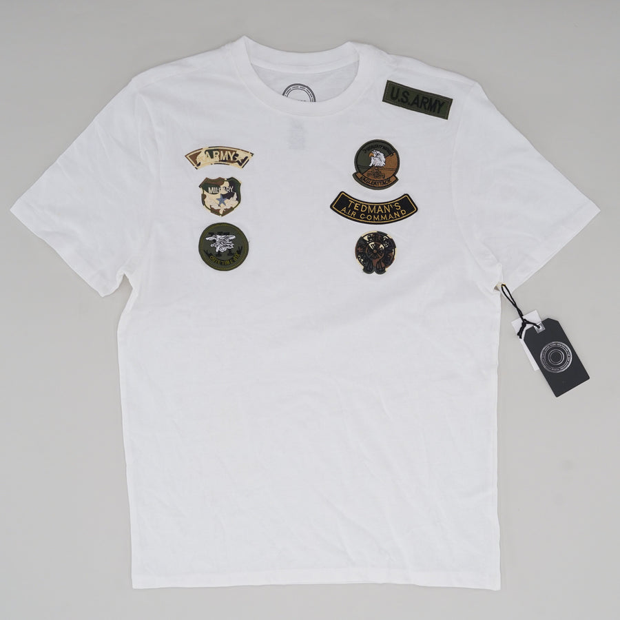 Tedman's Army Patch Tee