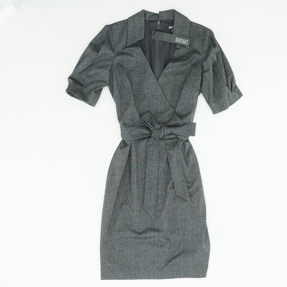 Charcoal Suiting Dress Size 8