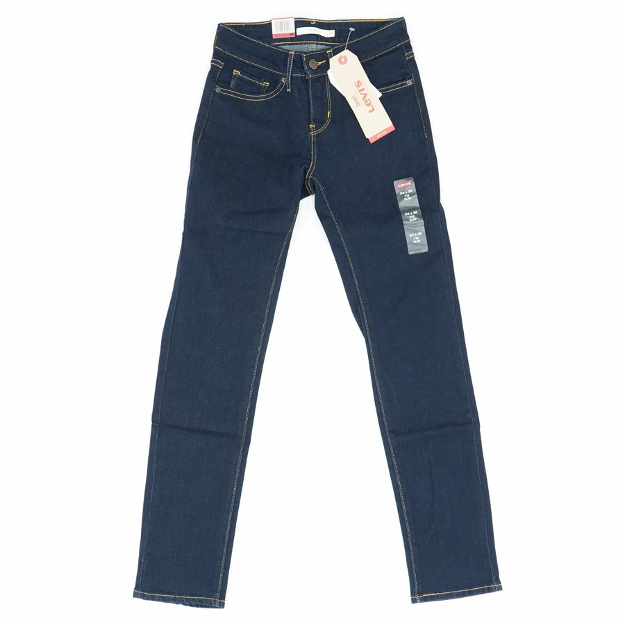 715 Mid-Rise Slim Jeans