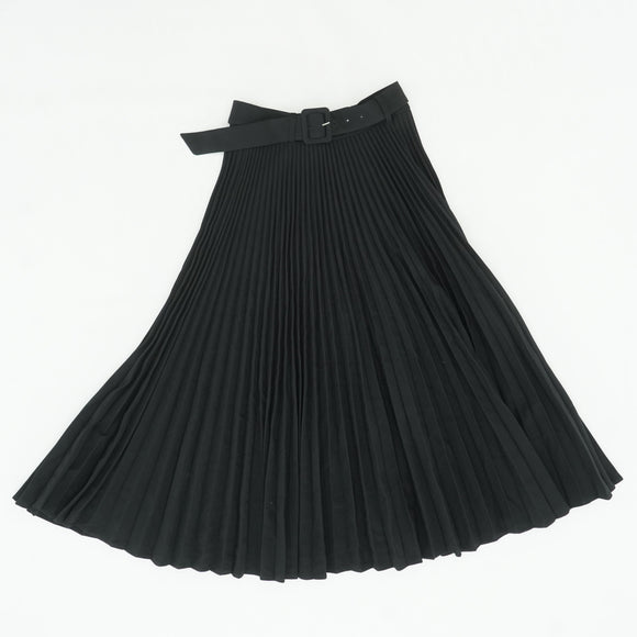 Black Pleated Skirt Size XS