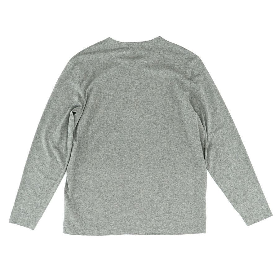 Essential Long-Sleeve Relaxed Henley