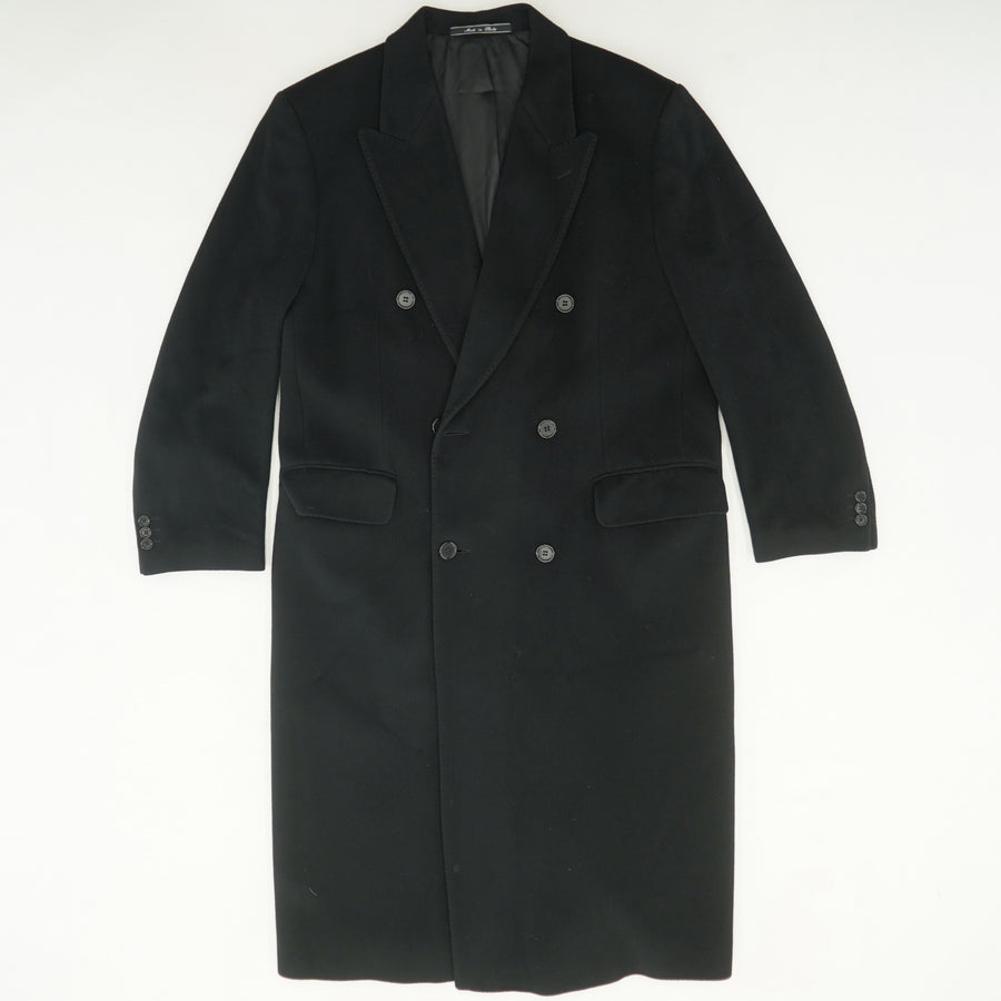 Pure Cashmere Long Coat Size 40R