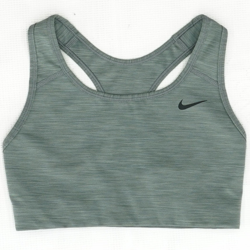 Gray Non Padded Sports Bra Size S