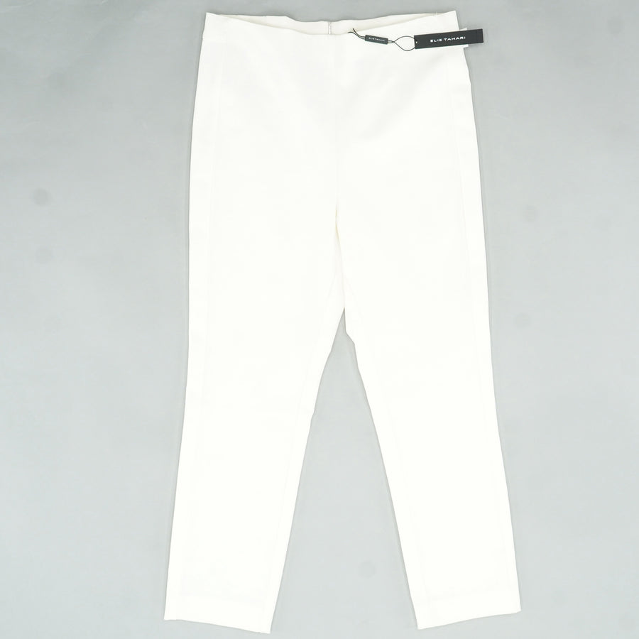 Jessalyn Pants In Parchment Size L