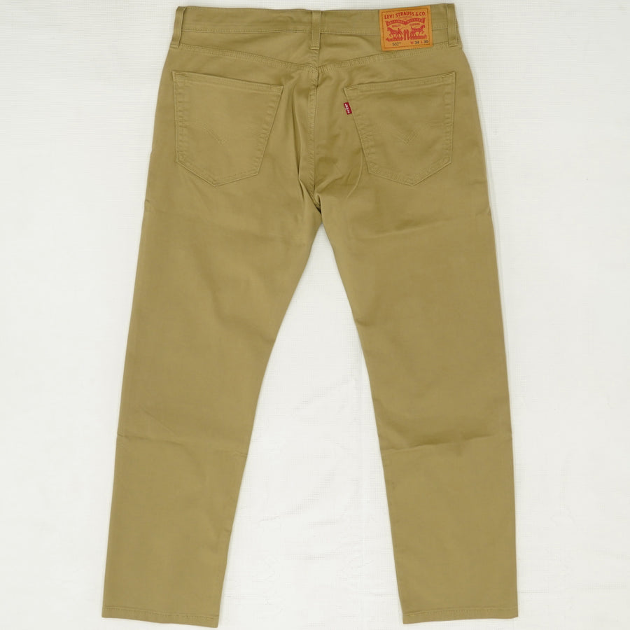 502 Regular Taper Fit Pant Size 34W 30L