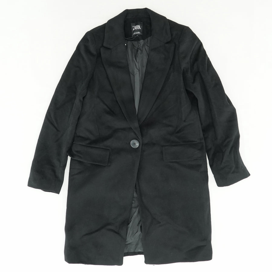 Double Breasted Coat Size S