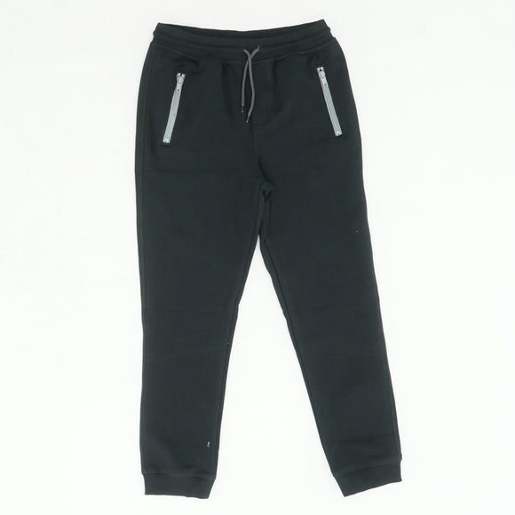 Black Sporty Jogger Size L