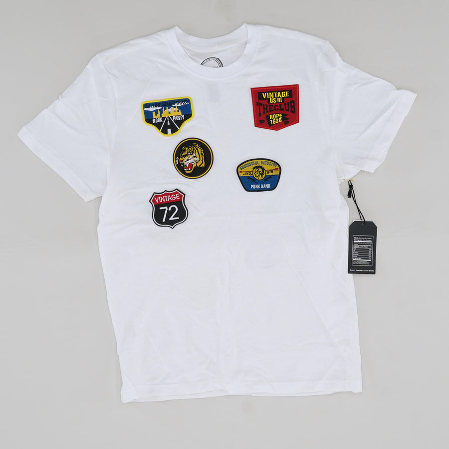 Skyline Vintage 72 Patch T-Shirt
