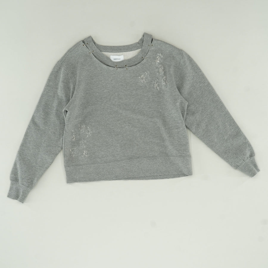 Current/Elliott The Will Sweatshirt Size 1