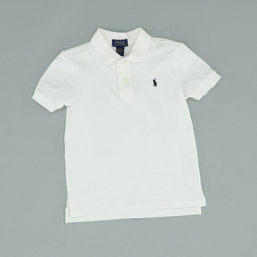 Polo Short Sleeve Shirt Size 6