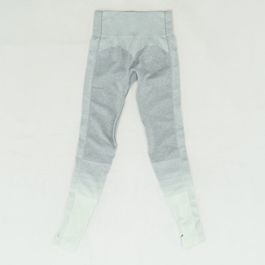 Gray Seamless Leggings Size XS
