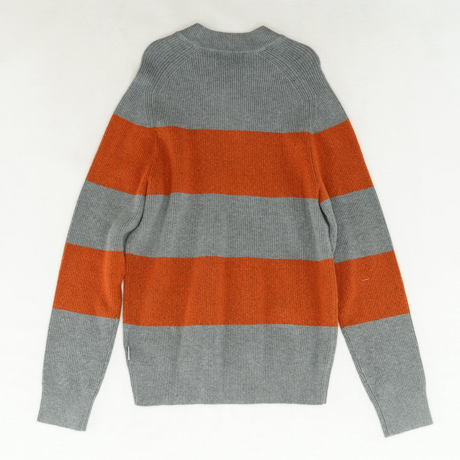 Crewneck Striped Sweater - Size M