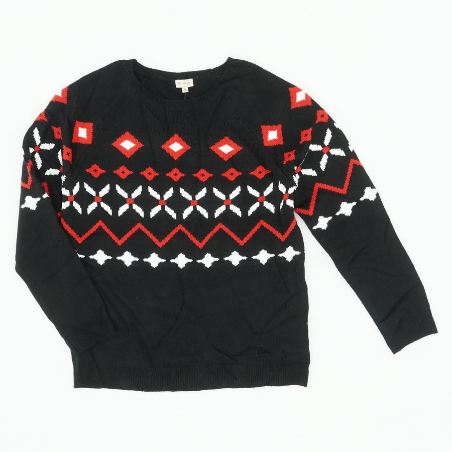Holiday Charm Andre Sweater Size M