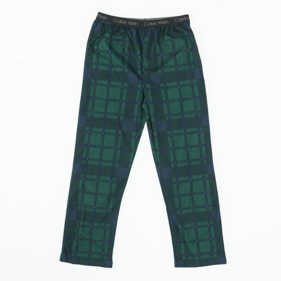 Plaid Lounge Pant Size M