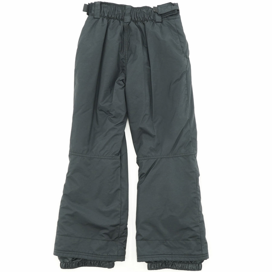 Built-In-Belt Pants Size M
