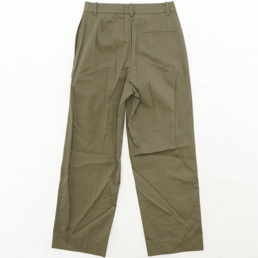 HW Straight Pants in Cargo Size 0