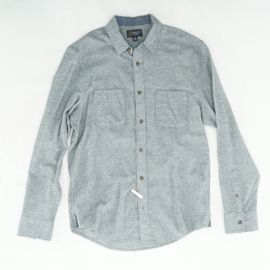 Steel Grindle Flannel Button Down Shirt