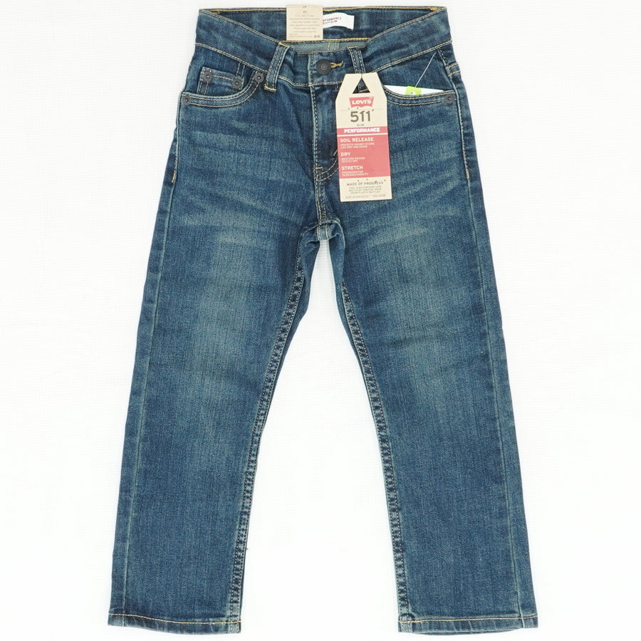 Slim Performance Jeans Size 4T