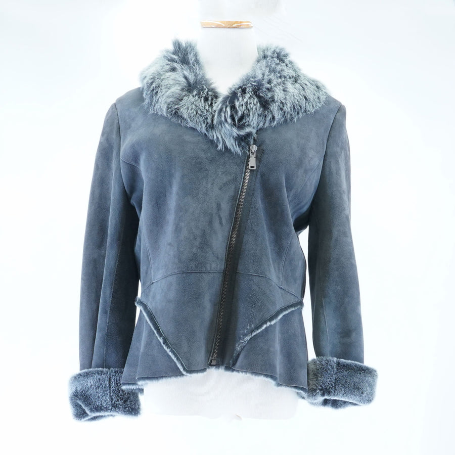 Fur Lined Audrina Jacket Size L