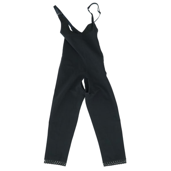 Black Full-Length Control Pants Size 6