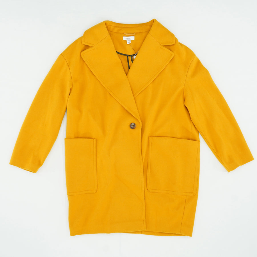 Yellow Gold Carly Coat Size 12