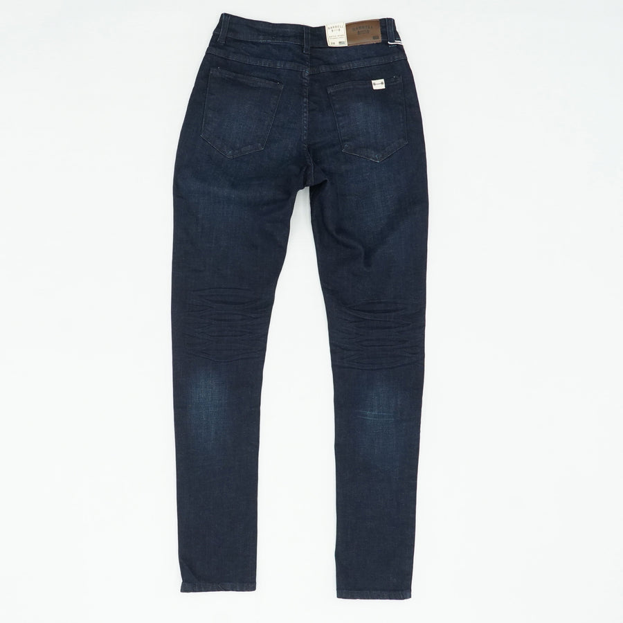 Straight Athletic Fit Jeans
