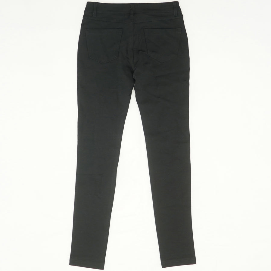Basic Button Ponte Pants  Size S