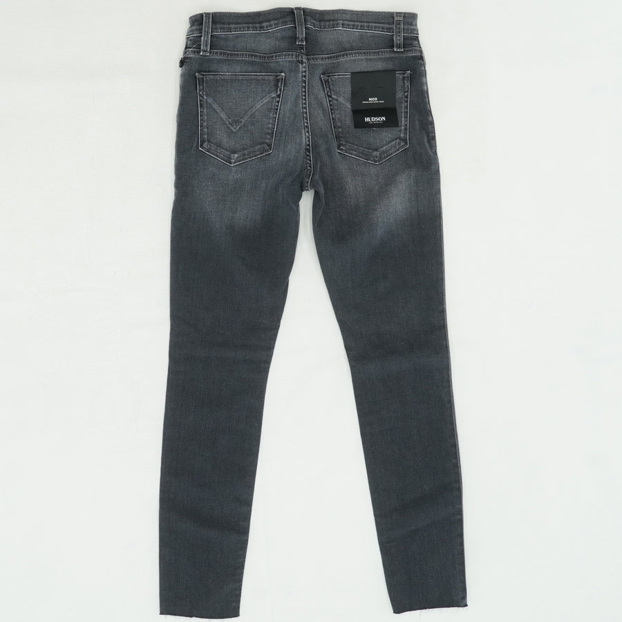 Mid Rise Super Skinny Jean Size 27