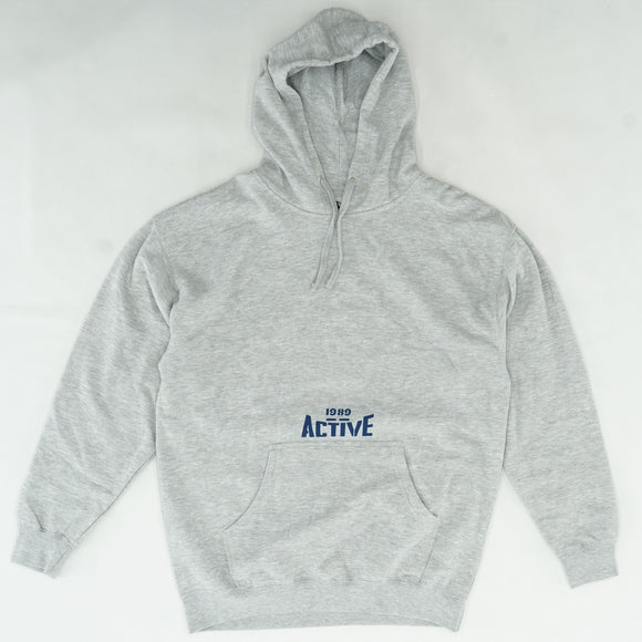 Athletic Heather Gray Hoodie Size XL