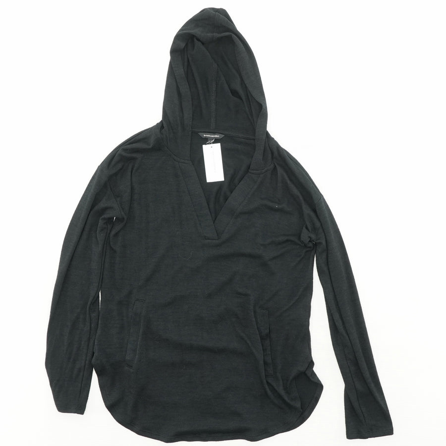 Thin Hoodie with Pockets Size XS