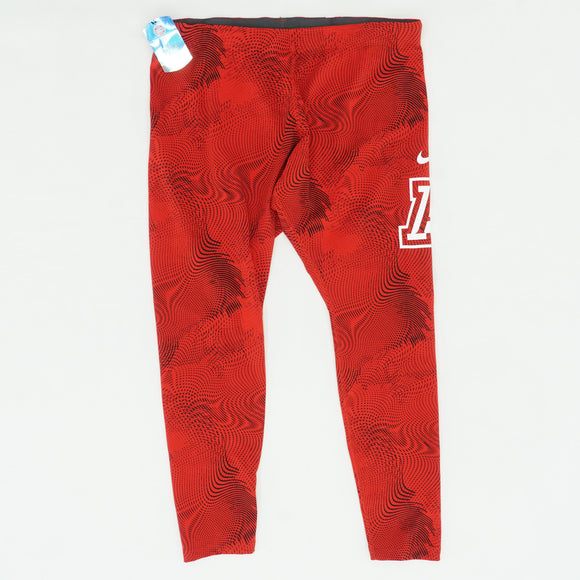 Red University Legging Size XXL
