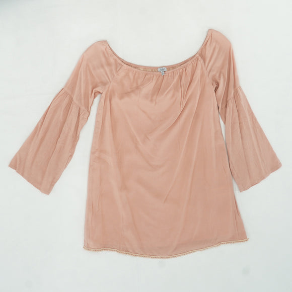 Blush Pink Mini Dress Size M