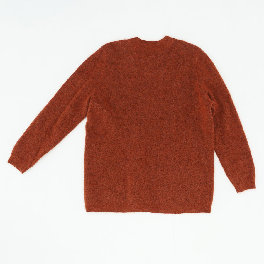 Code Knit Sweater