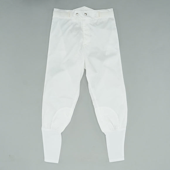 White Hyland Riding Breeches