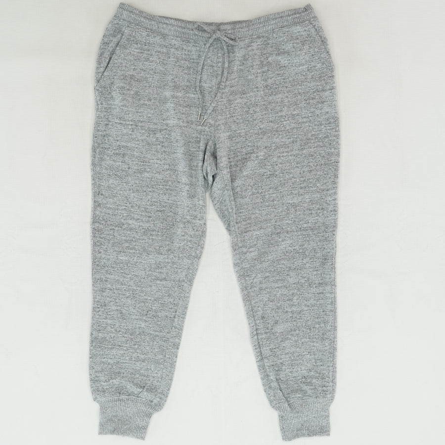 Gray Adjustable Joggers Size L