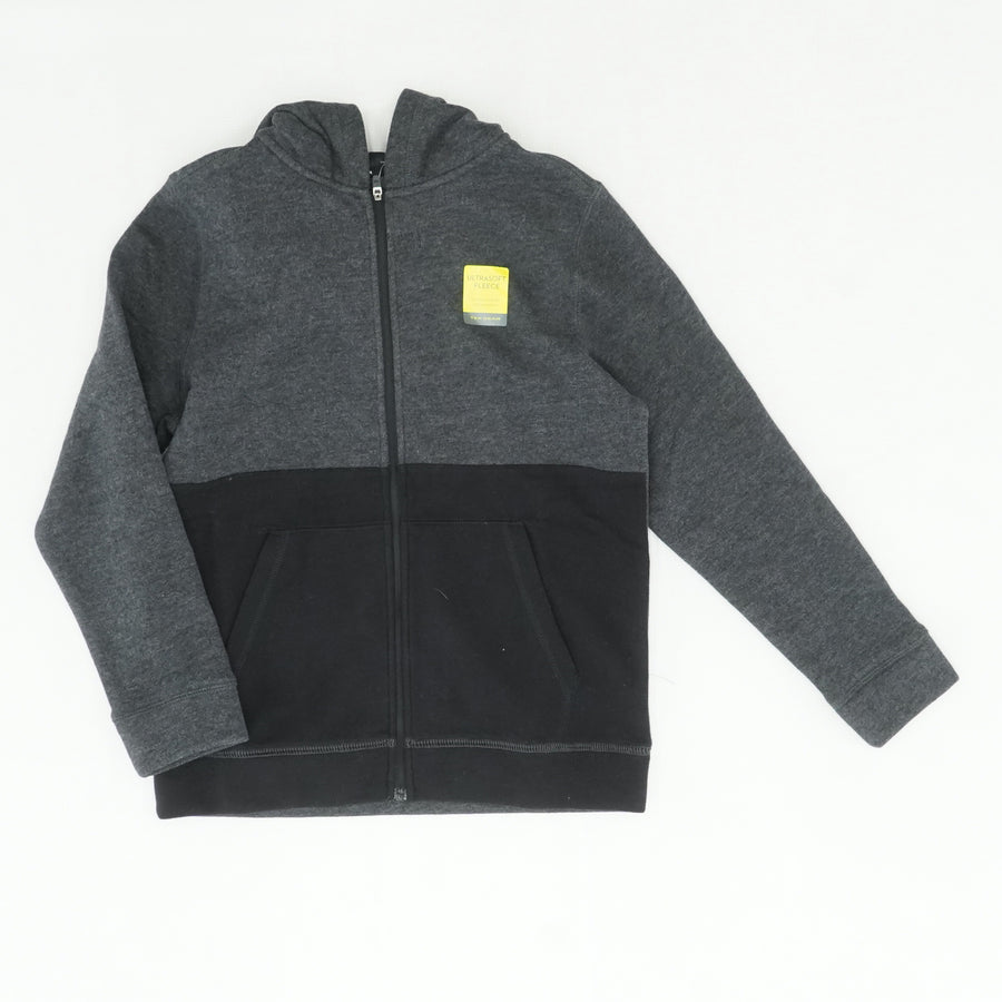 Fleece Full Zip Size M
