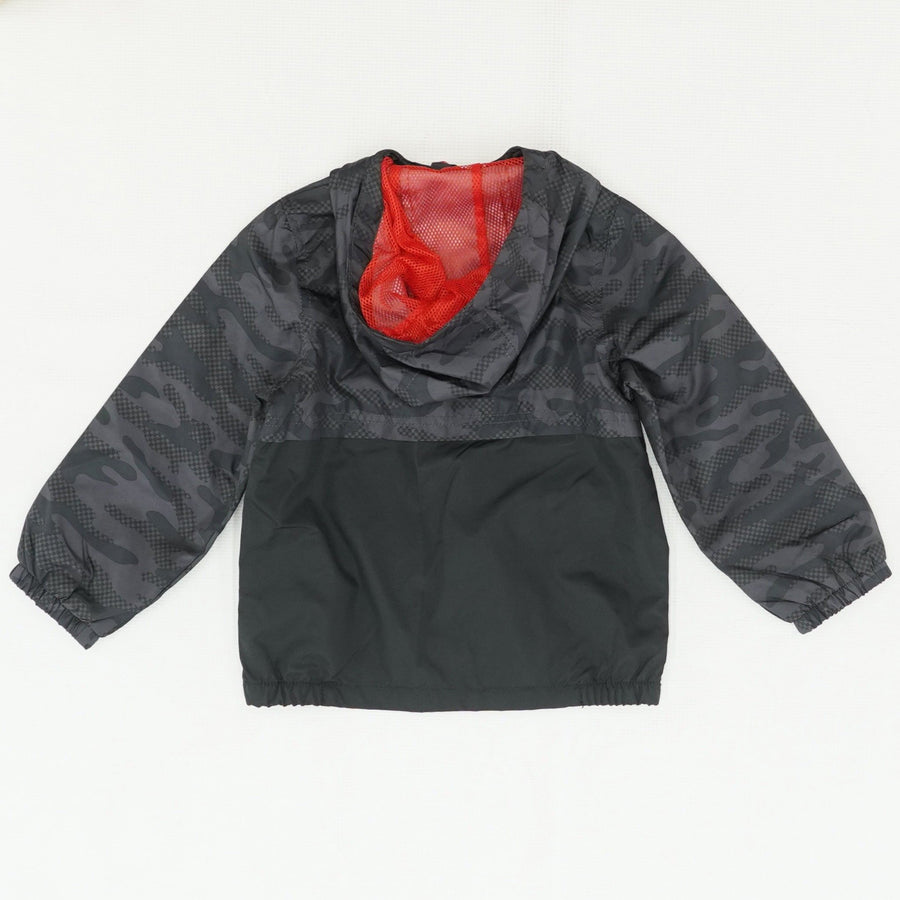Mesh Lined Hooded Jacket - Size 4T