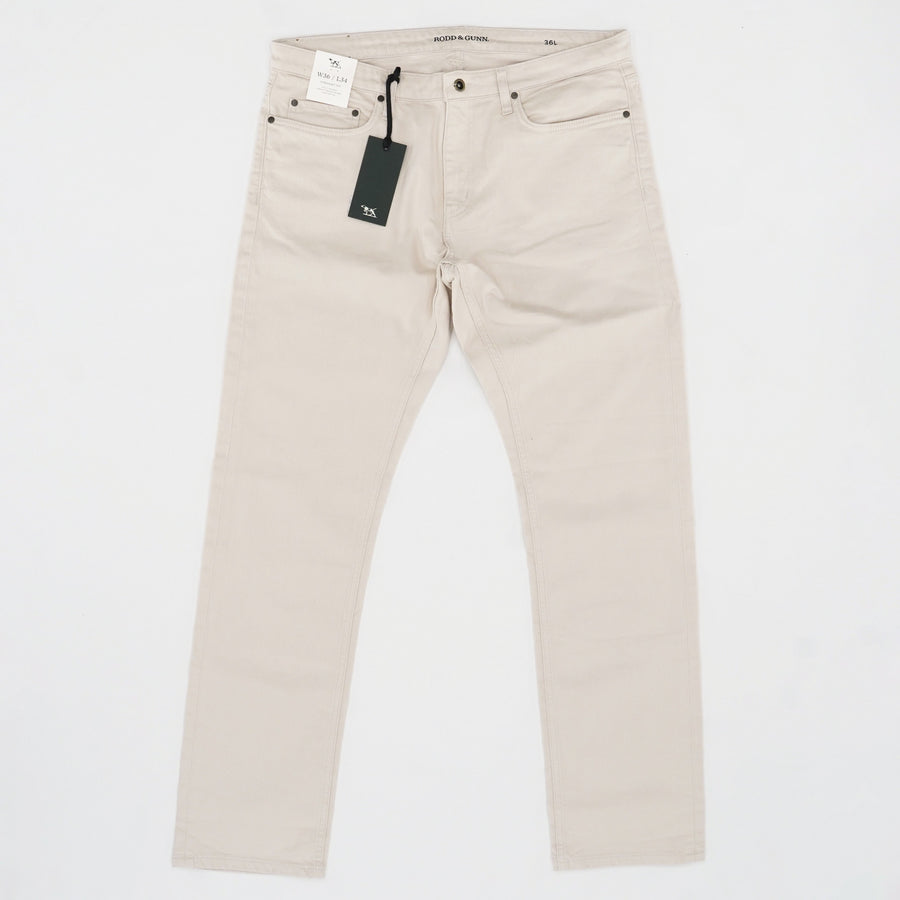 Dartmouth Straight-Fit Jean Size 36W 34L