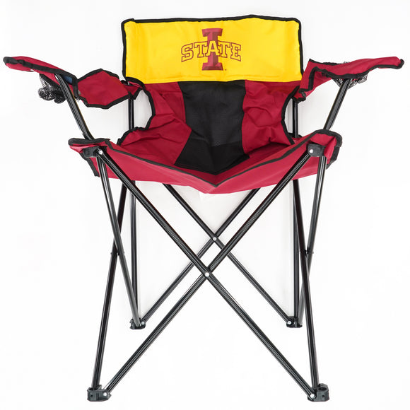 Iowa State Cyclones Elite Chair w/Bag